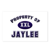 Property of jaylee Postcards (Package of 8)