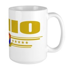 Ohio (Flag 10) pocket Mug