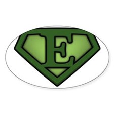 Super green e Decal