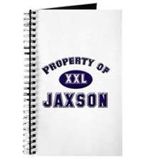 Property of jaxson Journal