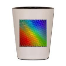 rainbow 2 Shot Glass