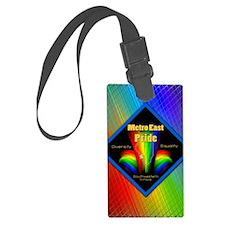 rainbow 22 Luggage Tag