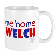homecoming welch Mug