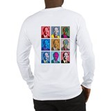 Honoring &quot;Andy&quot; Long Sleeve T-Shirt (back design)