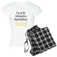 superhighway_tall1 Pajamas