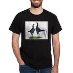 Blue Modern Games Dark T-Shirt