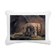 Nebuchadnezzar Rectangular Canvas Pillow