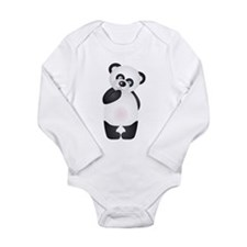 Thinking Panda Body Suit