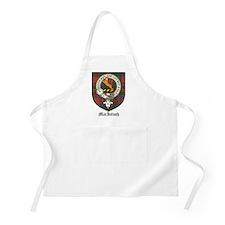 MacIntosh Clan Crest Tartan BBQ Apron