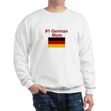 #1 German Mom Sweatshirt