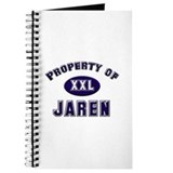 Property of jaren Journal