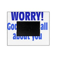 worry_rnd1 Picture Frame