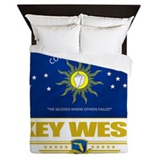 Key West (Flag 10) Queen Duvet
