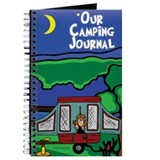 Summer camp Journals