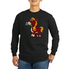 Cartoon Horse T