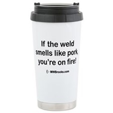 Weld Ceramic Travel Mug