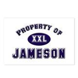 Property of jameson Postcards (Package of 8)