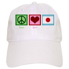 peacelovejapanwh Baseball Cap