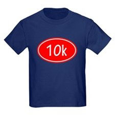 Red 10k Oval T-Shirt