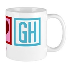 peaceloveGHwh Mug