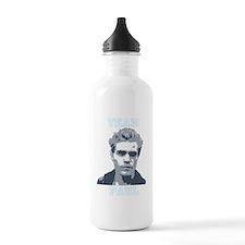 Team Paul Blue Water Bottle