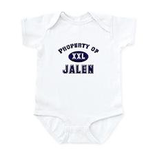 Property of jalen Infant Bodysuit