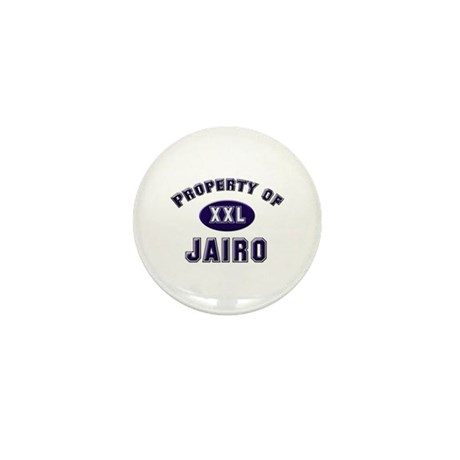 Property of jairo Mini Button