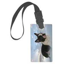 nina_journal Luggage Tag