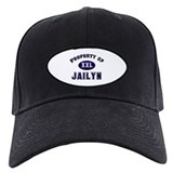 Property of jailyn Baseball Cap