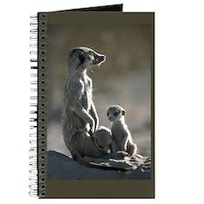 """""""Meerkat #1"""" Journal"""