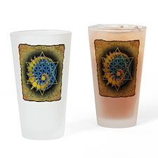 East Field Star Drinking Glass