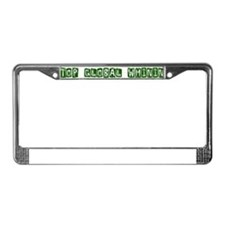 STOP GLOBAL WHINING License Plate Frame