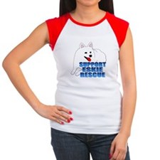 Support Eskie Rescue Tee