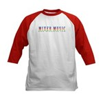 Mixer Kids Baseball Jersey