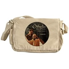 othello-round-2 Messenger Bag