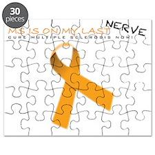 MS Last Nerve Tee Puzzle