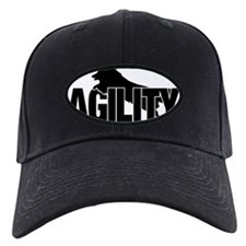 Sheltie Agility Sticker Baseball Hat