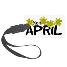 AprilDaff Luggage Tag