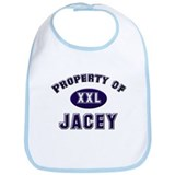 Property of jacey Bib