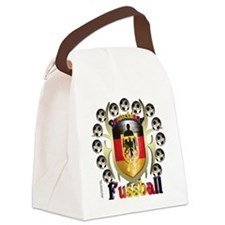 Germany_Shirt_TribalShield Canvas Lunch Bag
