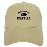 Property of izabella Cap