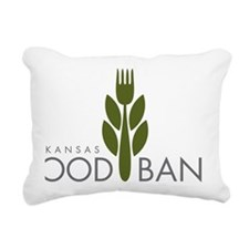AFB LOGO Rectangular Canvas Pillow