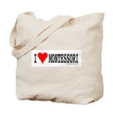 I *heart* Montessori Tote Bag