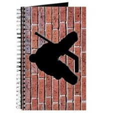 Brick Wall Hockey Goalie Journal