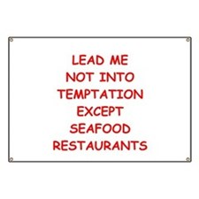 seafood Banner