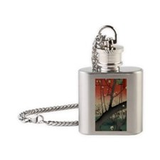 h030 Flask Necklace