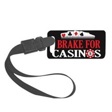 5x3breakcasino Luggage Tag