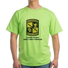 SSI-ARMY CADET COMMAND WITH TEXT T-Shirt