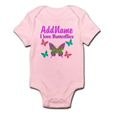LOVE BUTTERFLIES Infant Bodysuit