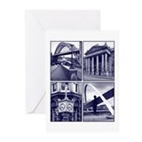 Geordie Images Cards (Pk of 10) - Blank inside